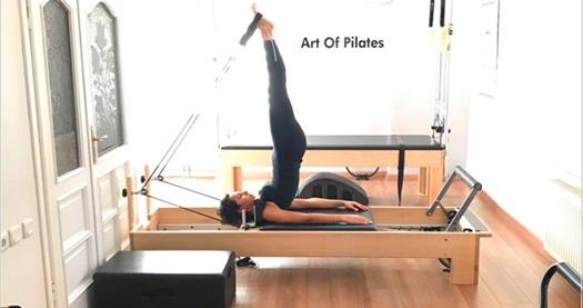 Art Of Pilates Studio'da reformer pilates 69 TL'den başlayan fiyatlarla! Fırsatın geçerlilik tarihi için DETAYLAR bölümünü inceleyiniz.