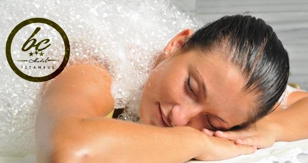 BC Hotel Nişantaşı Malika Spa'da ıslak alan kullanımı dahil masaj ve spa keyfi 29 TL'den başlayan fiyatlarla! Fırsatın geçerlilik tarihi için DETAYLAR bölümünü inceleyiniz.