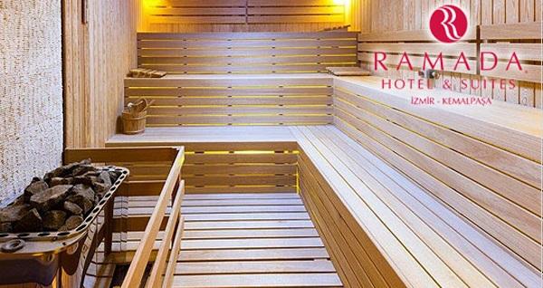 Ramada Hotel & Suites by Wyndham Kemalpaşa İzmir H&H Wellness Spa'da 40 dakikalık masaj ve spa keyfi 139 TL'den başlayan fiyatlarla! Fırsatın geçerlilik tarihi için DETAYLAR bölümünü inceleyiniz.