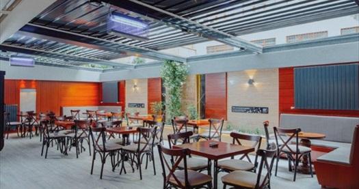 Ibis Styles İstanbul Bomonti Hotel'de tek veya çift kişilik 1 gece konaklama 269 TL! Fırsatın geçerlilik tarihi için DETAYLAR bölümünü inceleyiniz.