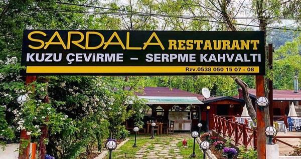 Ağva Sardala Restaurant'ta enfes yemek menüleri 39,90 TL'den başlayan fiyatlarla! Fırsatın geçerlilik tarihi için DETAYLAR bölümünü inceleyiniz.