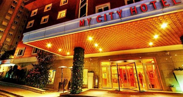 Ümraniye Ağaoğlu My City Otel'de çift kişilik 1 gece konaklama seçenekleri 229 TL'den başlayan fiyatlarla! Fırsatın geçerlilik tarihi için DETAYLAR bölümünü inceleyiniz.