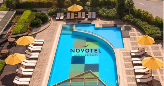 Yaza veda! Novotel İstanbul'da hafta içi veya hafta sonu havuz kullanımı 89 TL'den başlayan fiyatlarla! Fırsatın geçerlilik tarihi için DETAYLAR bölümünü inceleyiniz.