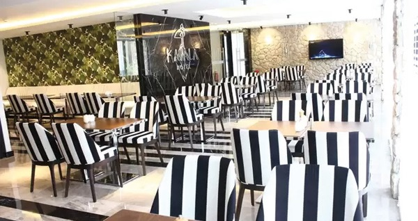 Nilüfer Kavala Hotel Bursa'da kahvaltı dahil çift kişilik 1 gece konaklama 199 TL! Fırsatın geçerlilik tarihi için, DETAYLAR bölümünü inceleyiniz.