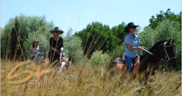 Akyurt Safari Atçılık'ta yeşillikler içinde gezerken huzur dolacağınız tek kişilik 1 saatlik at safari turu 100 TL yerine 49,90 TL! Fırsatın geçerlilik tarihi için, DETAYLAR bölümünü inceleyiniz.