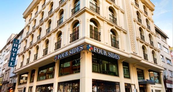 Fourside Şişli'de farklı kişi seçenekleriyle kahvaltı dahil 1 gece konaklama 189 TL'den başlayan fiyatlarla! Fırsatın geçerlilik tarihi için DETAYLAR bölümünü inceleyiniz.