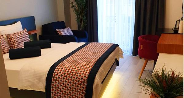 La Vita Suites Kadıköy'de konaklama seçenekleri 300 TL'den başlayan fiyatlarla! Fırsatın geçerlilik tarihi için DETAYLAR bölümünü inceleyiniz.