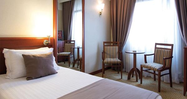 Kadıköy Dila Hotel'de kahvaltı dahil çift kişilik 1 gece konaklama keyfi 299 TL! Fırsatın geçerlilik tarihi için, DETAYLAR bölümünü inceleyiniz.