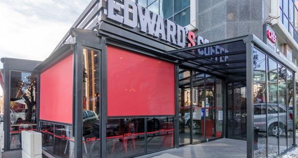 Chef Edward's Restaurant'ta enfes lezzet pide menüleri 23 TL'den başlayan fiyatlarla! Fırsatın geçerlilik tarihi için DETAYLAR bölümünü inceleyiniz.