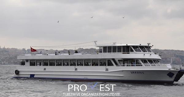 Provest Tur ile sıra gecesi ve Boğaz manzarası eşliğinde iftar menüsü 65 TL'den başlayan fiyatlarla! Bu fırsat 6 Mayıs - 3 Haziran 2019 tarihleri arasında, iftar saatinde geçerlidir.