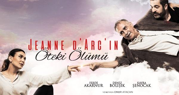İnsan ve Tanrı'nın Hikayesi ''Jeanne Darcın Öteki Ölümü'' oyunu için biletler