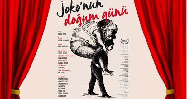 """Gerçeküstü bir absürd komedi """"Joko'nun Doğum Günü"""" tiyatro oyunu için biletler 40 TL'den başlayan fiyatlarla! Fırsatın geçerlilik tarihi için DETAYLAR bölümünü inceleyiniz."""