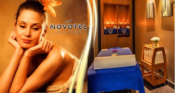 Novotel İstanbul Zeytinburnu'ndan hem ruhunuzu hem de bedeninizi dinlendirecek 50 dakikalık masaj keyfi 149 TL! Fırsatın geçerlilik tarihi için DETAYLAR bölümünü inceleyiniz.