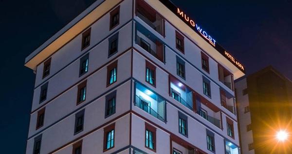 Mugwort Hotel & Spa'da tek/çift kişi konaklama 199 TL! Fırsatın geçerlilik tarihi için DETAYLAR bölümünü inceleyiniz.