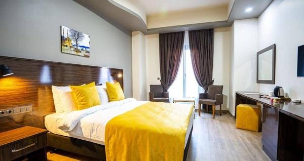 Mugwort Hotel & Spa'da kahvaltı ve masaj dahil çift kişilik 1 gece konaklama seçenekleri! Fırsatın geçerlilik tarihi için DETAYLAR bölümünü inceleyiniz.