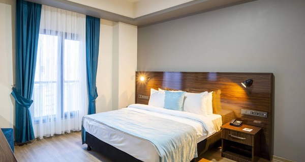 Mugwort Hotel & Spa'da çift kişilik 1 gece konaklama seçenekleri! Fırsatın geçerlilik tarihi için DETAYLAR bölümünü inceleyiniz.