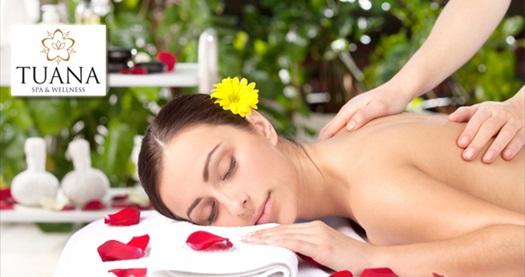 Darkhill Hotel Tuana Spa'da ıslak alan kullanımı dahil kese köpük ve masaj terapileri 49 TL'den başlayan fiyatlarla! Fırsatın geçerlilik tarihi için DETAYLAR bölümünü inceleyiniz.