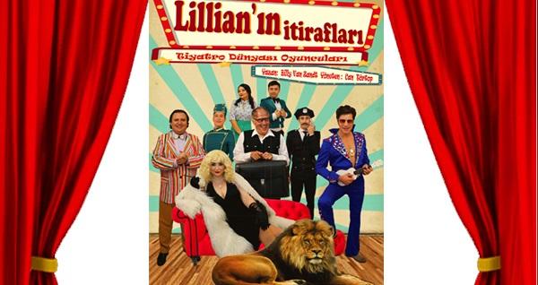 """Can Törtop'un yönettiği Lillian'ın İtirafları oyununa biletler 45 TL yerine 28 TL! Tarih ve konum seçimi yapmak için """"Hemen Al"""" butonuna tıklayınız."""