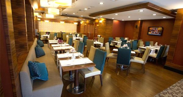 Çankaya Bera Ankara Otel'de açık büfe iftar menüsü 54,90 TL! 6 Mayıs – 3 Haziran 2019 tarihleri arası, iftar saatinde geçerlidir.