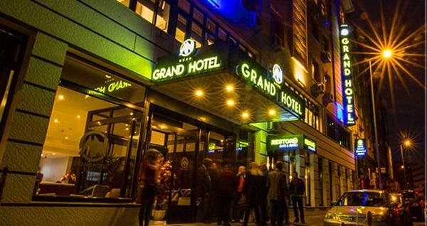 Ulucanlar Grand Ankara Hotel S&G Spa'da 40 dk. masaj ve 2 saat ıslak alan kullanımı kişi başı 140 TL yerine 69 TL! Fırsatın geçerlilik tarihi için DETAYLAR bölümünü inceleyiniz.