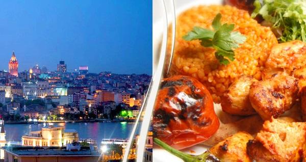 Süleymaniye Şehr-i Saadet Cafe & Restaurant'ta İstanbul manzarasına nazır iftar menüleri 49 TL'den başlayan fiyatlarla! Bu fırsat 6 Mayıs - 3 Haziran 2019 tarihleri arasında, iftar saatinde geçerlidir.