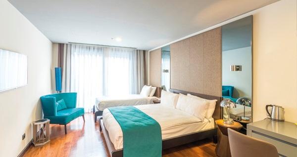 Terrace Suites İstanbul'un farklı odalarında çift kişilik 1 gece konaklama seçenekleri 179 TL'den başlayan fiyatlarla! Fırsatın geçerlilik tarihi için DETAYLAR bölümünü inceleyiniz.