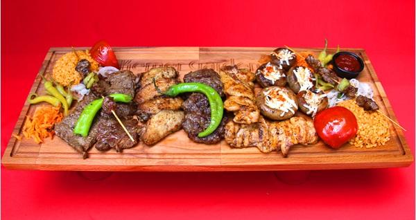 Belgrad Ormanı'nın eşsiz havasıyla Kemer Garden'da enfes iftar menüleri 50 TL'den başlayan fiyatlarla! Bu fırsat 6 Mayıs - 3 Haziran 2019 tarihleri arasında, iftar saatinde geçerlidir.