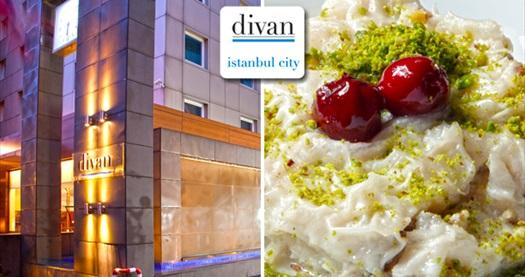 Divan istanbul city 39 de iftar keyfi grupanya for Divan istanbul city