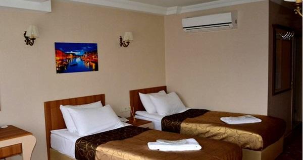 Kızılay Konur Hotel'de kahvaltı dahil veya yarım pansiyon çift kişilik 1 gece konaklama seçenekleri 180 TL'den başlayan fiyatlarla! Fırsatın geçerlilik tarihi için DETAYLAR bölümünü inceleyiniz.