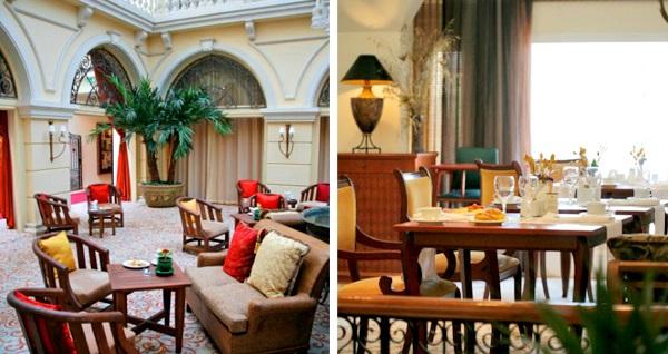 5 yıldızlı Girne The Colony Hotel'de YARIM PANSİYON uçaklı konaklama paketleri kişi başı 957 TL'den başlayan fiyatlarla! Detaylı bilgi ve size en uygun fiyatların sunulması için hemen 0850 532 50 76 numaralı telefonu arayın!