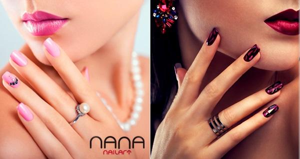 Çankaya Nana Nail Art'ta medikal manikür, nail art, protez tırnak ve kalıcı oje uygulamaları 65 TL'den başlayan fiyatlarla! Fırsatın geçerlilik tarihi için DETAYLAR bölümünü inceleyiniz.