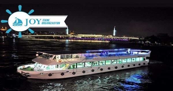 Joy Tekne'de Ramazan akşamlarına özel canlı fasıl ve semazen gösterisi eşliğinde enfes iftar menüsü