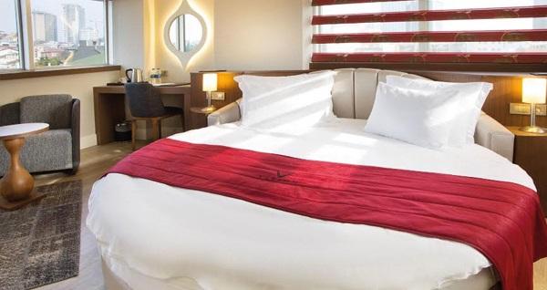Gayrettepe Veyron Hotel'de çift kişilik 1 gece konaklama seçenekleri 269 TL'den başlayan fiyatlarla! Fırsatın geçerlilik tarihi için, DETAYLAR bölümünü inceleyiniz.
