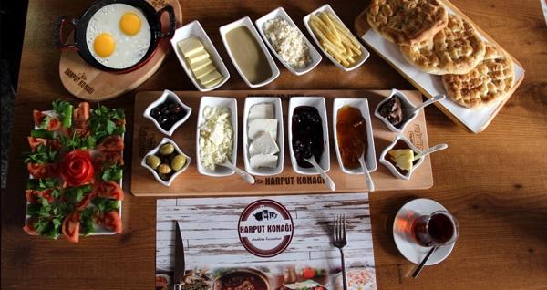 Ankara Hacı Bayram Harput Konağında zengin içerikli kahvaltı 32 TL! Fırsatın geçerlilik tarihi için DETAYLAR bölümünü inceleyiniz.