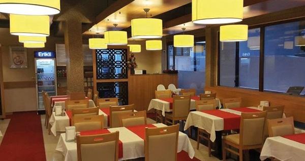Çeşit çeşit ikramlar eşliğinde Çankaya Merkez İskendercim'de iftar menüleri kişi başı 45 TL'den başlayan fiyatlarla! 6 Mayıs-3 Haziran 2019 tarihleri arasında, iftar saatinde geçerlidir.