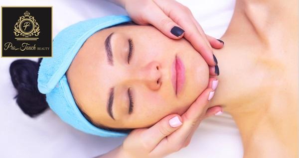 Pro Touch Beauty Makeup Studio'da meyve asitli profesyonel cilt bakımı 250 TL yerine 99,90 TL! Fırsatın geçerlilik tarihi için DETAYLAR bölümünü inceleyiniz.