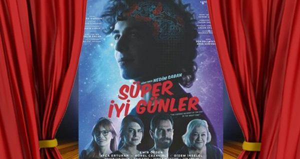 """3 boyutlu animasyonların desteklediği 'Süper İyi Günler' için tiyatro biletleri 58 TL'den başlayan fiyatlarla! Tarih ve konum seçimi yapmak için """"Hemen Al"""" butonuna tıklayınız."""