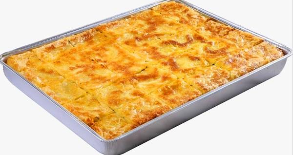 Beylerbeyi Değirmen Pastanesi'nden 1 kilo beyaz peynirli Antep usulü su böreği 50 TL yerine 25 TL! Fırsatın geçerlilik tarihi için DETAYLAR bölümünü inceleyiniz.