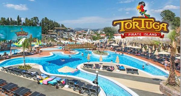 Kuşadası TorTuga Pirate Island Theme & Aquapark'a 1 kişilik giriş ve hamburger menü seçenekleri 74,90 TL'den başlayan fiyatlarla! Fırsatın geçerlilik tarihi için, DETAYLAR bölümünü inceleyiniz.