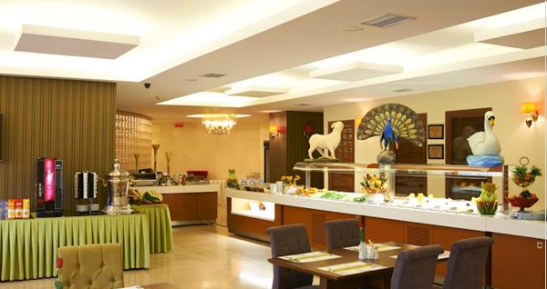 Eskişehir Saffron Hotel'de 1 gece kahvaltı dahil konaklama seçenekleri 109 TL'den başlayan fiyatlarla! Fırsatın geçerlilik tarihi için DETAYLAR bölümünü inceleyiniz.