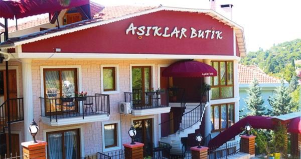 Büyükada Aşıklar Butik Otel'de kahvaltı dahil çift kişilik 1 gece konaklama keyfi 249 TL'den başlayan fiyatlarla! Fırsatın geçerlilik tarihi için DETAYLAR bölümünü inceleyiniz.