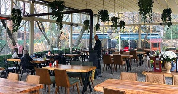 Osmangazi Doburca Park Restaurant'ta doğa ile iç içe sınırsız çay eşliğinde serpme kahvaltı kişi başı 29,90 TL! Fırsatın geçerlilik tarihi için, DETAYLAR bölümünü inceleyiniz.