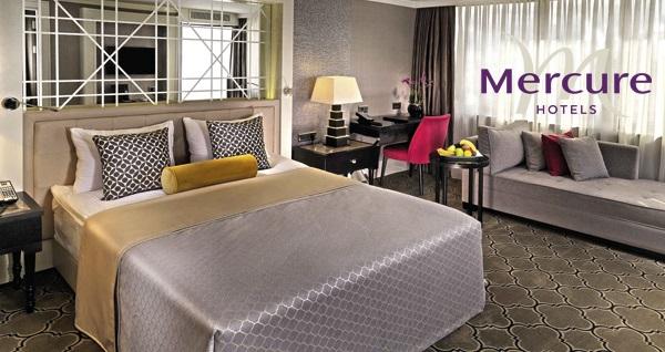 Mercure İstanbul Bomonti'de çift kişilik 1 gece konaklama seçenekleri 259 TL'den başlayan fiyatlarla! Fırsatın geçerlilik tarihi için, DETAYLAR bölümünü inceleyiniz.