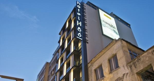 Hotel 86 By Katipoğlu'nda kahvaltı dahil çift kişilik 1 gece konaklama