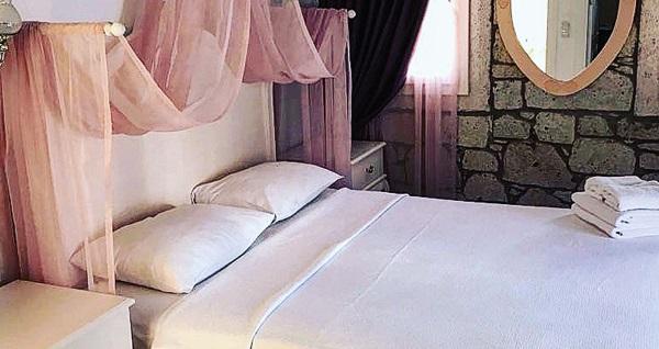 Alaçatı Alaris Hotel'de çift kişilik 1 gece konaklama keyfi 399 TL! Fırsatın geçerlilik tarihi için DETAYLAR bölümünü inceleyiniz.