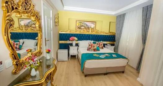 Sultanahmet Atlantis Royal Hotel'de çift kişilik 1 gece konaklama seçenekleri 129 TL'den başlayan fiyatlarla! Fırsatın geçerlilik tarihi için, DETAYLAR bölümünü inceleyiniz.