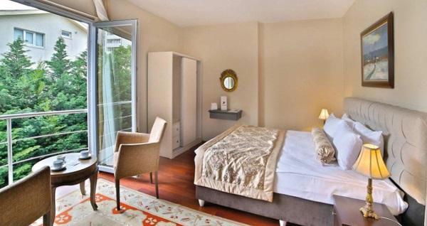 Bayramda da geçerli Beylikdüzü Bahira Suite Hotel'de tek veya çift kişilik 1 gece konaklama seçenekleri 139 TL'den başlayan fiyatlarla! Fırsatın geçerlilik tarihi için, DETAYLAR bölümünü inceleyiniz.