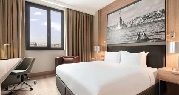 Tryp By Wyndham İstanbul Airport Hotel'de tek veya çift kişilik 1 gece konaklama seçenekleri 229 TL'den başlayan fiyatlarla! Fırsatın geçerlilik tarihi için, DETAYLAR bölümünü inceleyiniz.