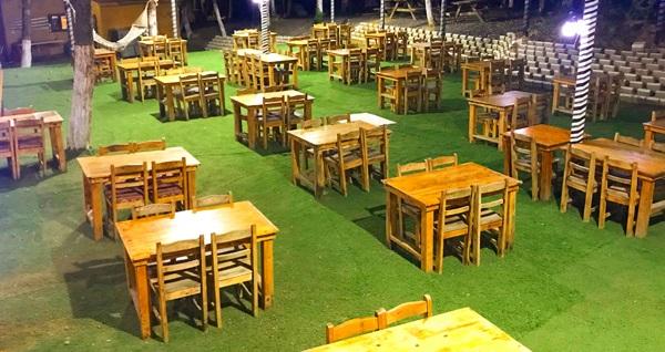 Binbaşı Çeşmesi Kahvaltı&Restaurant'ta yeşillikler içinde serpme veya açık büfe kahvaltı keyfi kişi başı 30 TL'den başlayan fiyatlarla! Fırsatın geçerlilik tarihi için DETAYLAR bölümünü inceleyiniz.