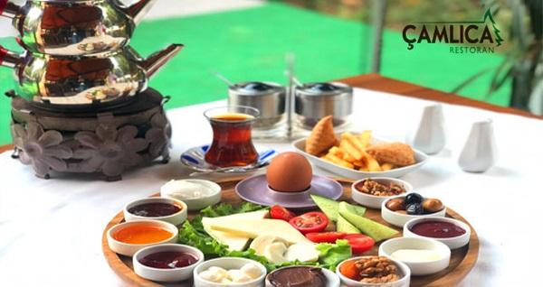 Nilüfer Çamlıca Restoran'da doğa ile iç içe serpme kahvaltı keyfi 35 TL yerine 24,90 TL! Fırsatın geçerlilik tarihi için, DETAYLAR bölümünü inceleyiniz.